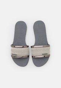 Havaianas - YOU TRANCOSO PREMIUM - Sandaler - steel grey - 4