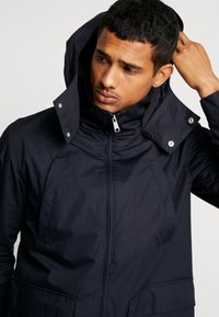 Makia - FISHTAIL JACKET - Parka - dark navy - 5