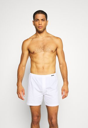 2 PACK  - Boxer shorts - black/white