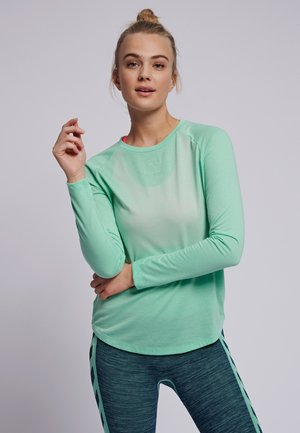 VANJA  - Long sleeved top - ice green