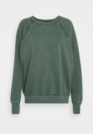 VINTAGE CREW - Sweatshirt - sycamore
