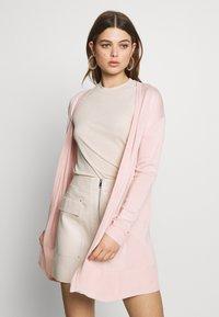 Vero Moda - Cardigan - sepia rose - 0