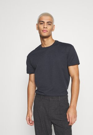 JPRBLAZAYN TEE CREW NECK - Basic T-shirt - ombre blue