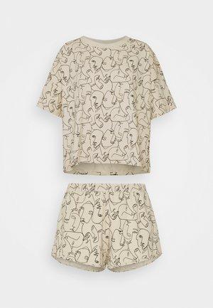 TOVA  - Pyjama set - nude