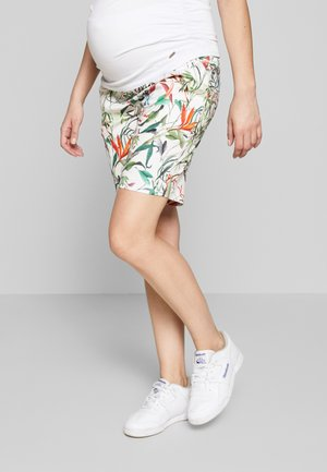 RASO FANTASIA - Shorts - white