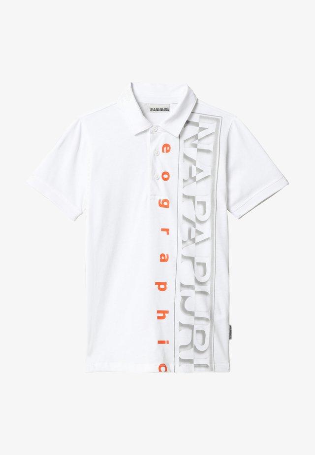 EADYR - Piké - bright white