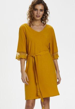 HAZELCR  - Day dress - yellow