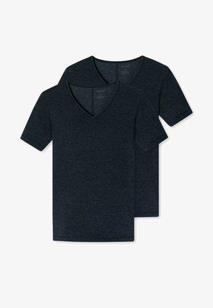 2 PACK  - Undershirt - nachtblau