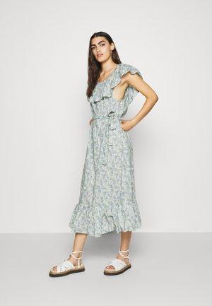 POLINA - Korte jurk - frappe