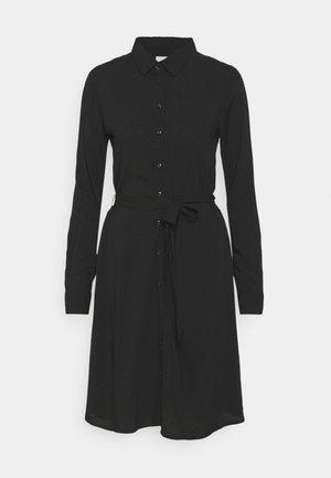 IHMAIN - Shirt dress - black