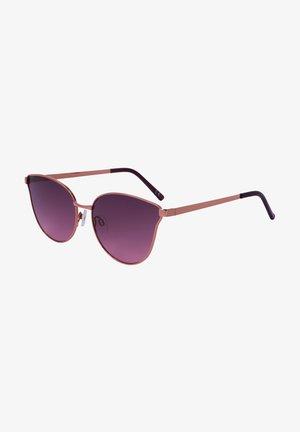 Sunglasses - rose gold