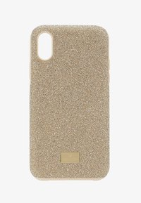 Swarovski - HIGH IPHONE X/XS  CASE - Telefoonhoesje - gold-coloured - 1