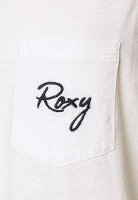 Roxy - HYPNOTIZED BY TEE - Top - snow white - 3