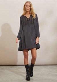 Odd Molly - JULIE - Day dress - asphalt - 2