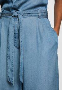 Marc O'Polo DENIM - PATCH ON POCKETS  - Tuta jumpsuit - blue - 6