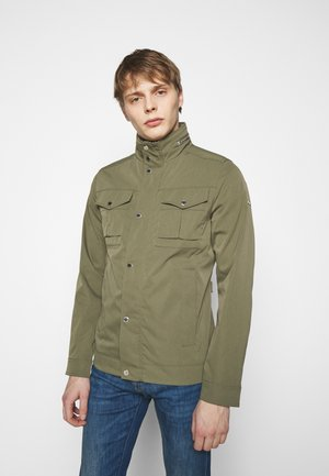 BAILEY STRETCH JACKET - Summer jacket - lake green