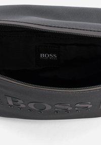 BOSS - Bum bag - dark grey - 5