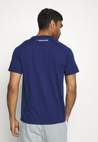 Tommy Hilfiger - CHEST LOGO - T-shirt basic - blue