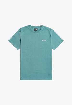 ALL DAY - Basic T-shirt - light marine