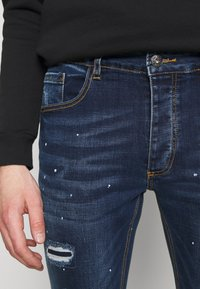 Kings Will Dream - LARKIN - Slim fit jeans - indigo blue - 4