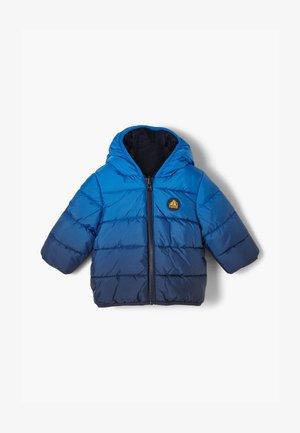 Winterjacke - blue