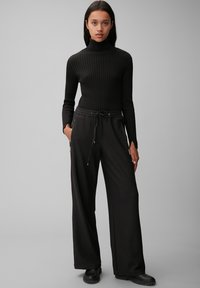 Marc O'Polo - Trousers - black - 0