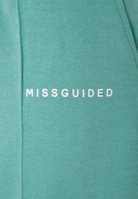 Missguided Petite - SEAM DETAIL 90S JOGGER - Tracksuit bottoms - teal - 2