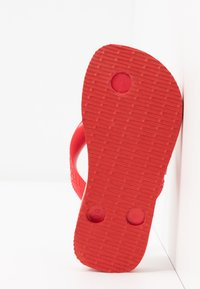 Havaianas - TOP MARVEL SPIDER MAN - Teenslippers - ruby red - 4