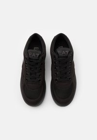 EA7 Emporio Armani - UNISEX - Sneakers - black - 3