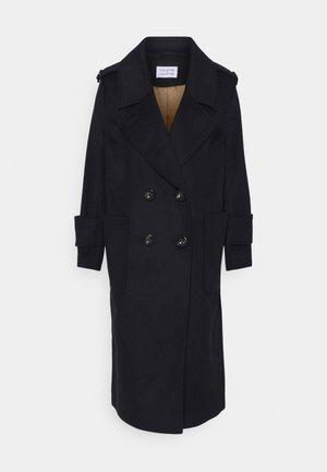 RIVER - Classic coat - navy