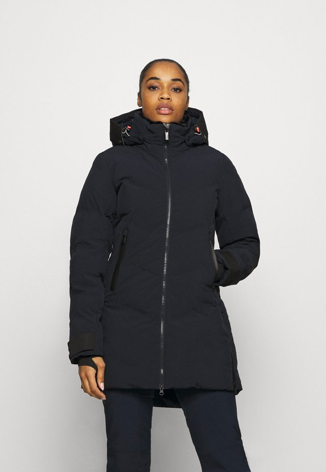 ELGIN - Veste de ski - dark blue