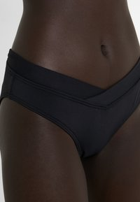 JETS Australia - BANDED REGULAR PANT - Bikini bottoms - black - 4