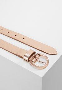 Vanzetti - Belt - rose gold - 2