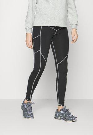 ACTIVEWEAR MLLIFT  - Leggings - Trousers - black