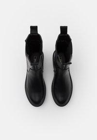 ONLY SHOES - ONLBRANDY BOOT  - Plateaulaarzen - black - 5