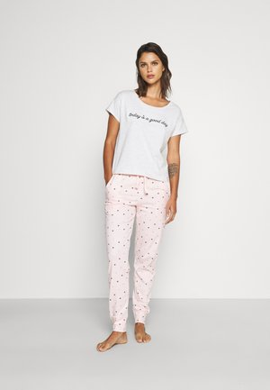 TODAY IS A GOOD DAY - Pyjamas - grey mix