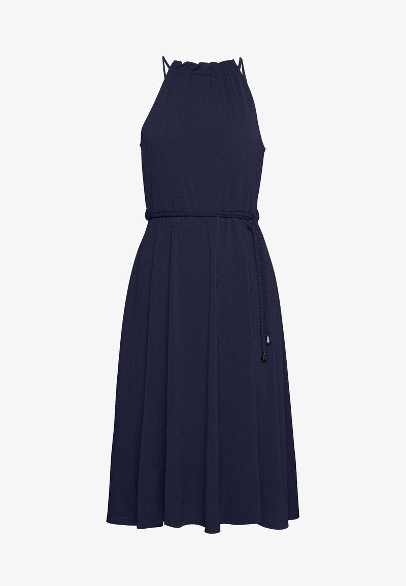 Anna Field - BASIC JERSEYKLEID - Jerseykleid - maritime blue