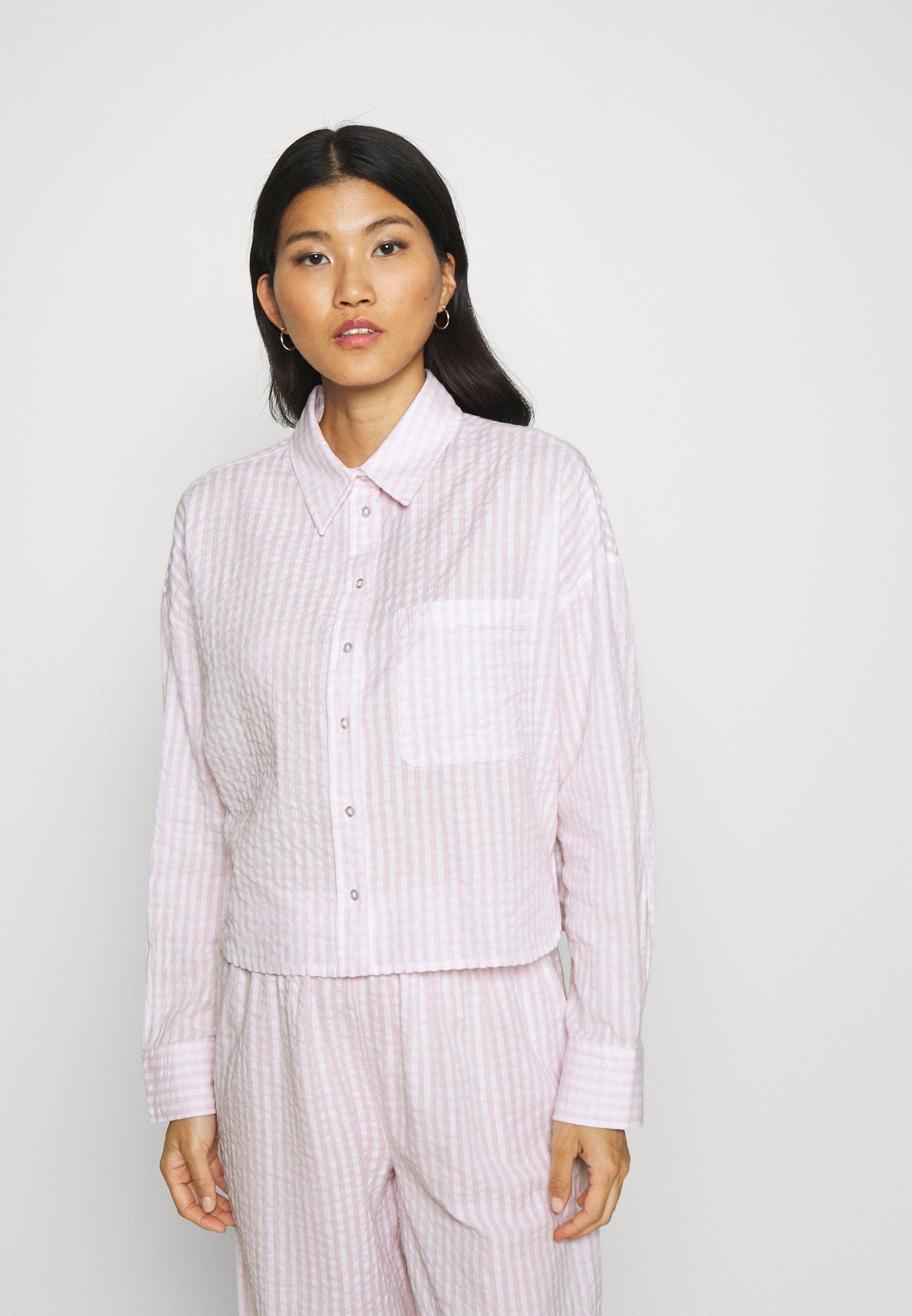 Femme LINA SHIRT - Haut de pyjama