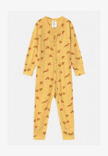 ONESIES BABY SQUIRREL UNISEX - Pyjamas - dusty yellow