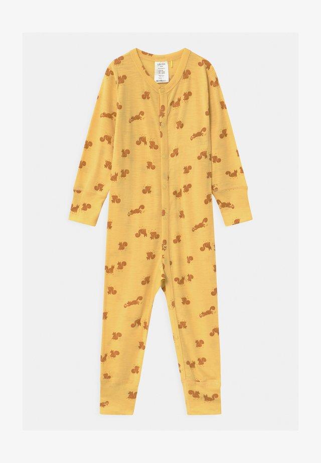 ONESIES BABY SQUIRREL UNISEX - Pyjama - dusty yellow