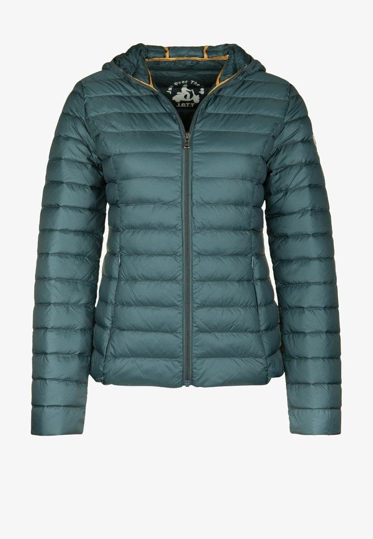 JOTT - CLOE - Gewatteerde jas - bleu petrole