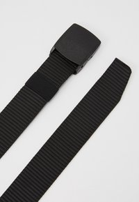 Pier One - UNISEX - Belt - black - 1