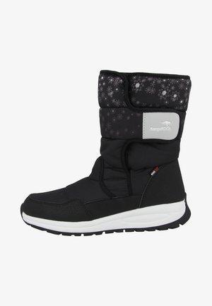 K-FLUFF RTX - Zimní obuv - black