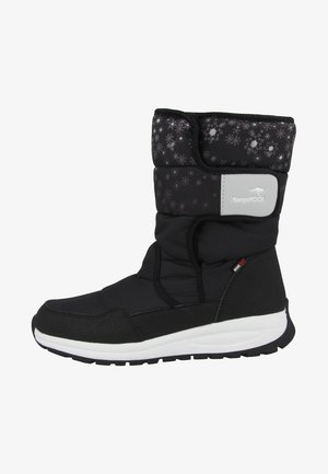 K-FLUFF RTX - Winter boots - black