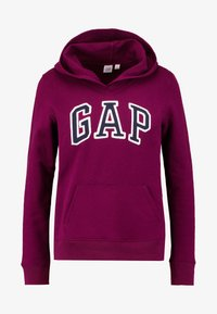 GAP - FASH  - Bluza z kapturem - beach plum - 3