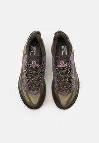Merrell - MOAB SPEED GTX - Zapatillas de trail running - lichen - 3