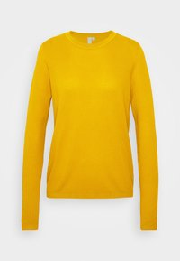 Jersey de punto - golden yellow
