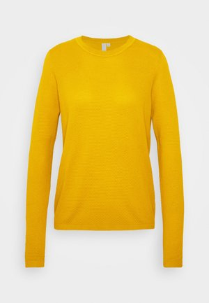Sweter - golden yellow