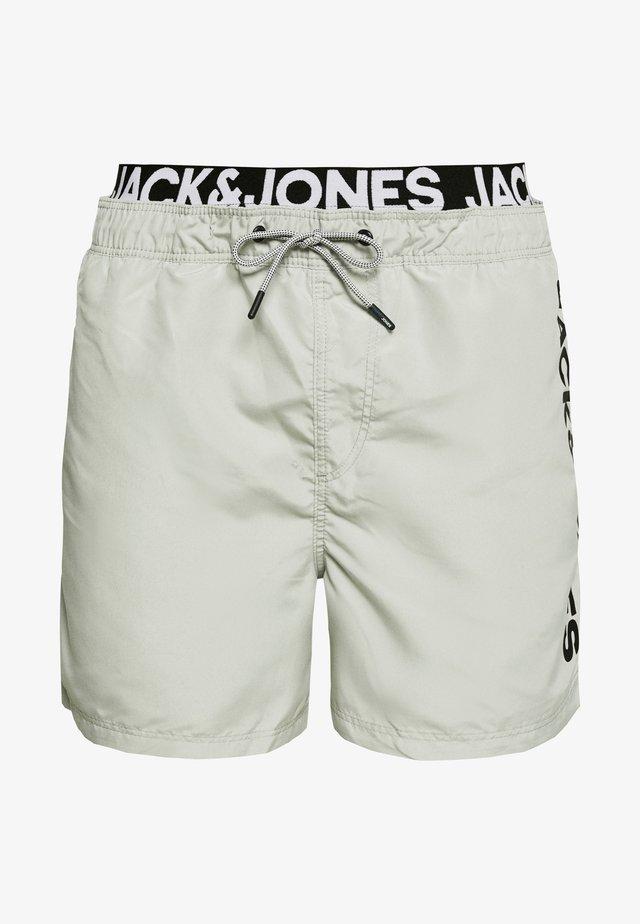JJIARUBA JJSWIMSHORTS LOGO - Swimming shorts - belgian block