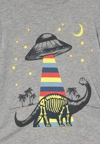 GAP - TODDLER BOY - T-shirt print - light heather grey - 2